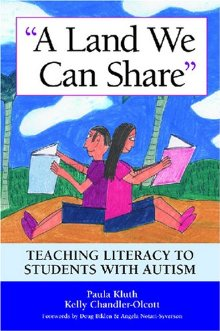 Book cover for Paula Kluth's A Land We Can Share