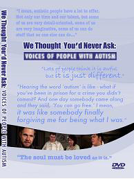 DVD cover for Paula Kluth's We Thought You Would Never Ask