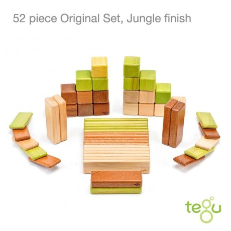 Amazon.com TEGU block set