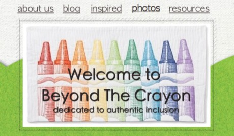 WEBSITE WEDNESDAY: Beyond the Crayon