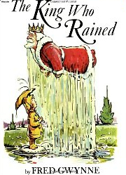 Book cover for The King Who Rained