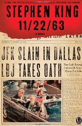 Book cover for 11/22/63