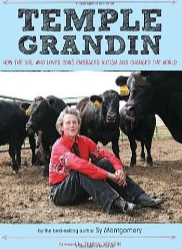 Book cover for Temple Grandin: How the Girl Who Loved Cows Embraced Autism and Changed the World