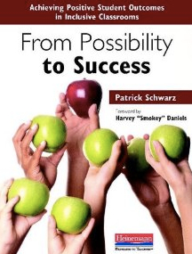 Book cover for From Possibility to Success></a></td> <div class=