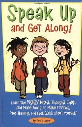Book cover for Speak Up and Get Along ></a></td> <div class=