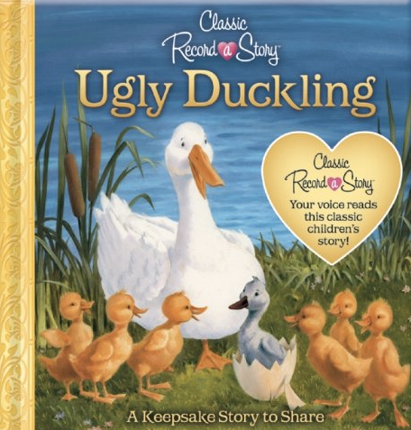 Book cover for Classic Record a Story: The Ugly Ducking></a></td> <div class=