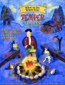 Book cover for What to do When Your Temper Flares></a></td> <div class=