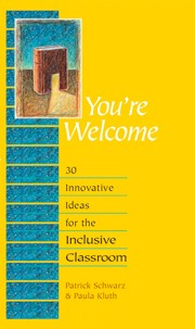 Book cover for You're Welcome></a></td> <div class=