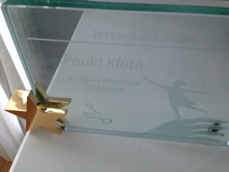 PEAL award