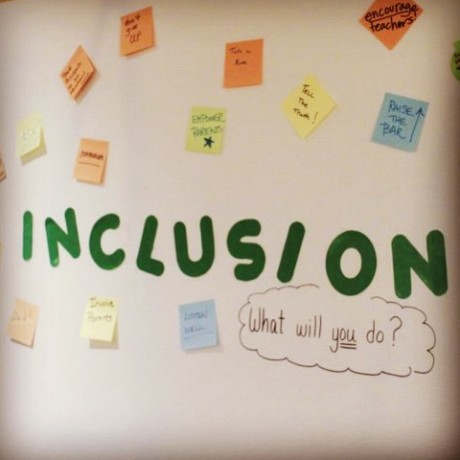 Inclusion What Will You Do?