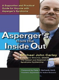 Apergers from the Inside Out cover