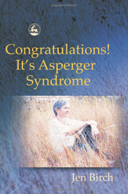 Congrats Its Aspergers cover