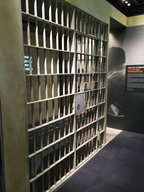 CIV RIGHTS jail