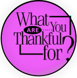 What are you thankful for FI