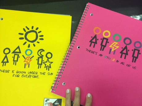 INCLUSION notebook
