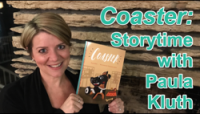 Paula reads Coaster