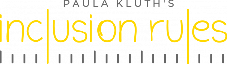 Paula Kluth's Inclusion Rules